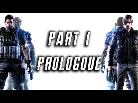 URUTAN CERITA RESIDENT EVIL 6! | Part 1: Prologue