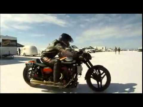 The Worlds Fastest Street Legal Harley Davidson - YouTube