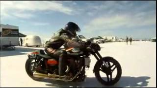 The Worlds Fastest Street Legal Harley Davidson