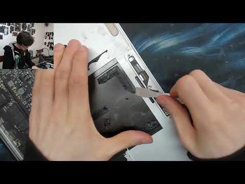 LFC#169 - MacBook Pro Retina Trackpad Replacement