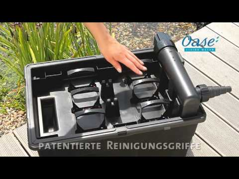 OASE   BioSmart Set - Gartenteichfilter   Deutsch