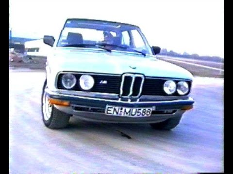 BMW M535i (E12) - VHS 1992 - YouTube