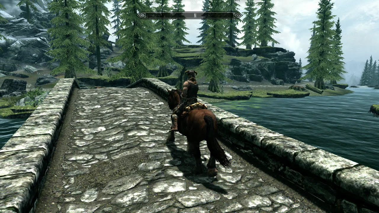 The Elder Scrolls V: Skyrim - Introduction Gameplay (PC, PS3, Xbox 360) - YouTube
