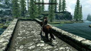 The Elder Scrolls V: Skyrim - Introduction Gameplay (PC, PS3, Xbox 360)(Todd Howard, game director of The Elder Scrolls V: Skyrim, guides us through the demo in this new gameplay video. For more on this game, visit: ..., 2011-09-12T18:36:18.000Z)