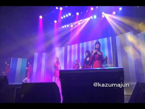131224 Rainbow&A-JAX 2013 DSP Star Christmas Concert in Shanghai Full Version
