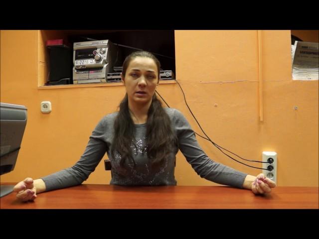 """Анна Шломина - о пикете в Иркутске, с требованием наказать """"Хабаровских живодерок"""""""