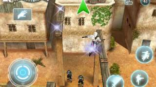 Assassin's Creed iPhone/iPod touch Trailer - By Gameloft