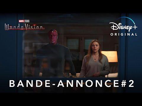 WandaVision - Nouvelle bande-annonce (VF)   Disney+