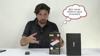 обзор возможностей внешних аккумуляторов TopOn Top-Mac и Top-T72