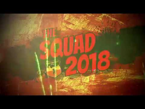 Squad 2018 - BCFC