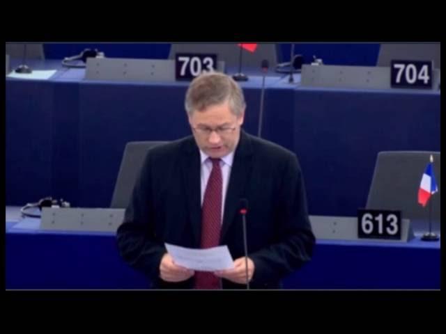 Gilles Lebreton sur l'harmonisation du code pénal et des aides juridiques au sein de l'UE