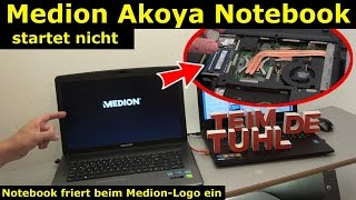 Video Medion Akoya Notebook startet nicht mehr - nur Medion Logo wird angezeigt - Windows 10 - [4K] download MP3, 3GP, MP4, WEBM, AVI, FLV Juli 2018