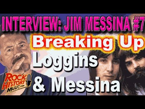 Jim Messina Talks About How Loggins & Messina Ended - Interview #7