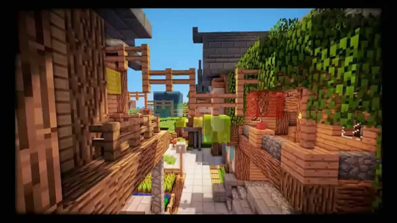 Minecraft Village Ideas