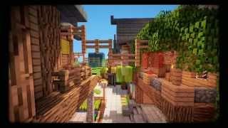 Minecraft Town Ideas