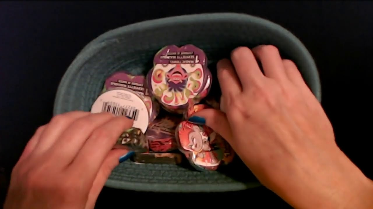 ASMR | Rummaging Through Magic Towel Packets (No Talking)