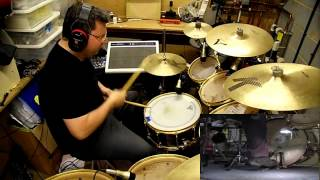 Notorious BIG - Sky's the Limit - Drum Cover