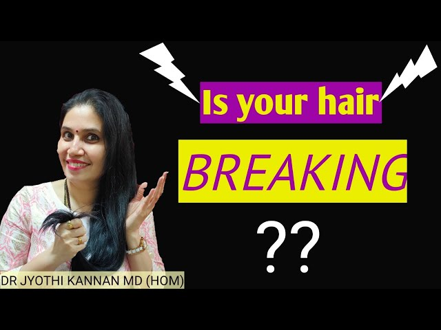 Is your Hair breaking??