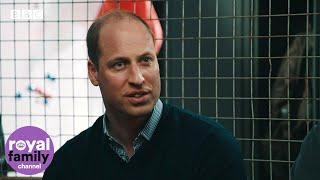 شاهد.. الأمير هاري يتحدى ألمه من رحيل والدته الأميرة ديانا