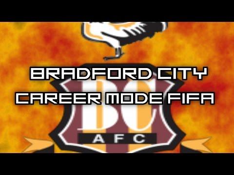 FIFA 17|Bradford City Career Mode S1E1- Lets Do This!!!!
