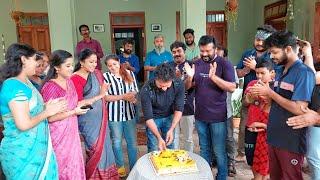അങ്ങനെ ജന്മദിന അപ്പം മുറിച്ചു🤣| Shivettan's Birthday Celebration