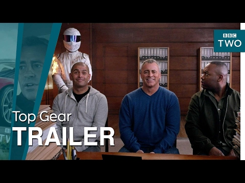 Thumbnail: Top Gear 2017: Launch Trailer - BBC Two