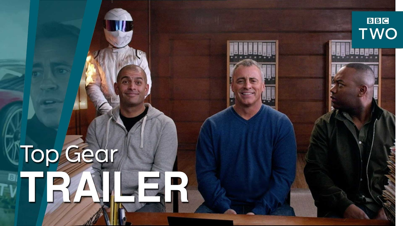 top gear 2017 launch trailer bbc two youtube. Black Bedroom Furniture Sets. Home Design Ideas