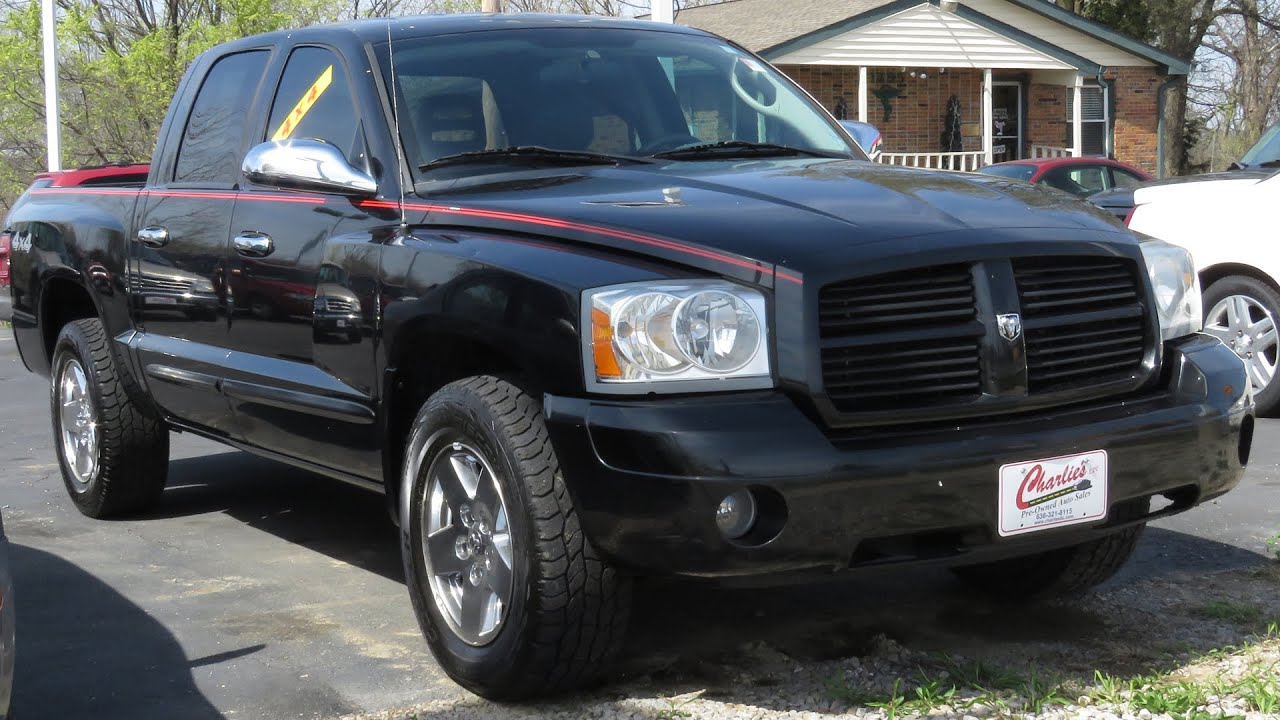 2006 dodge dakota club cab