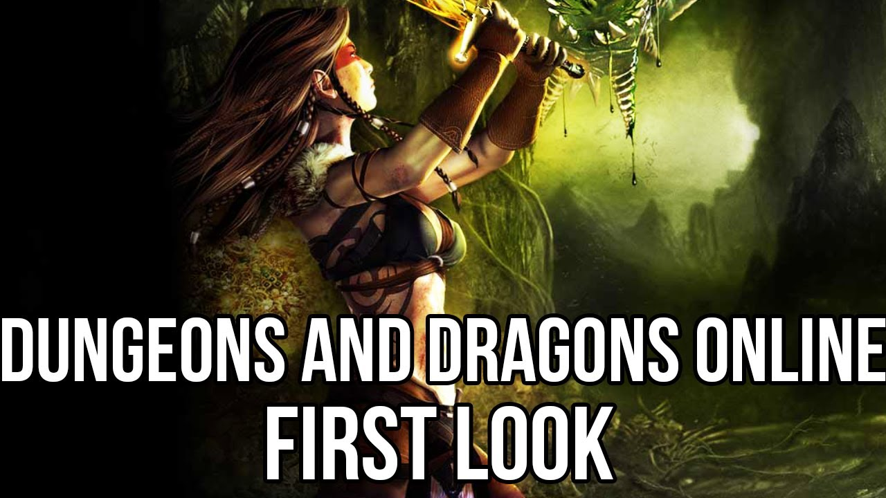Dungeons And Dragons Online Free No Download