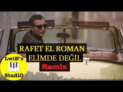 Rafet El Roman - Elimde Değil, Remix (2021) by Lwin's Studio