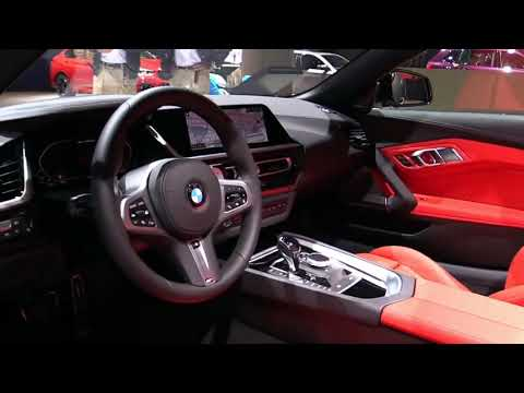2020-bmw-z4-m40i-fullsys-features-|-exterior-interior-|-first-impression-hd