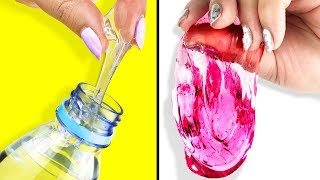 WATER SLIME Extra CLEAR 💦 Testing NO BORAX Recipes!