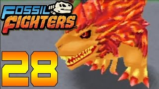 Fossil Fighters (DS) Part 28 (Battle of the Titans)