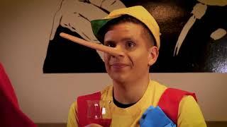 Pinocchio   Rudy Mancuso, Anwar Jibawi, Awkward Puppets & King Bach
