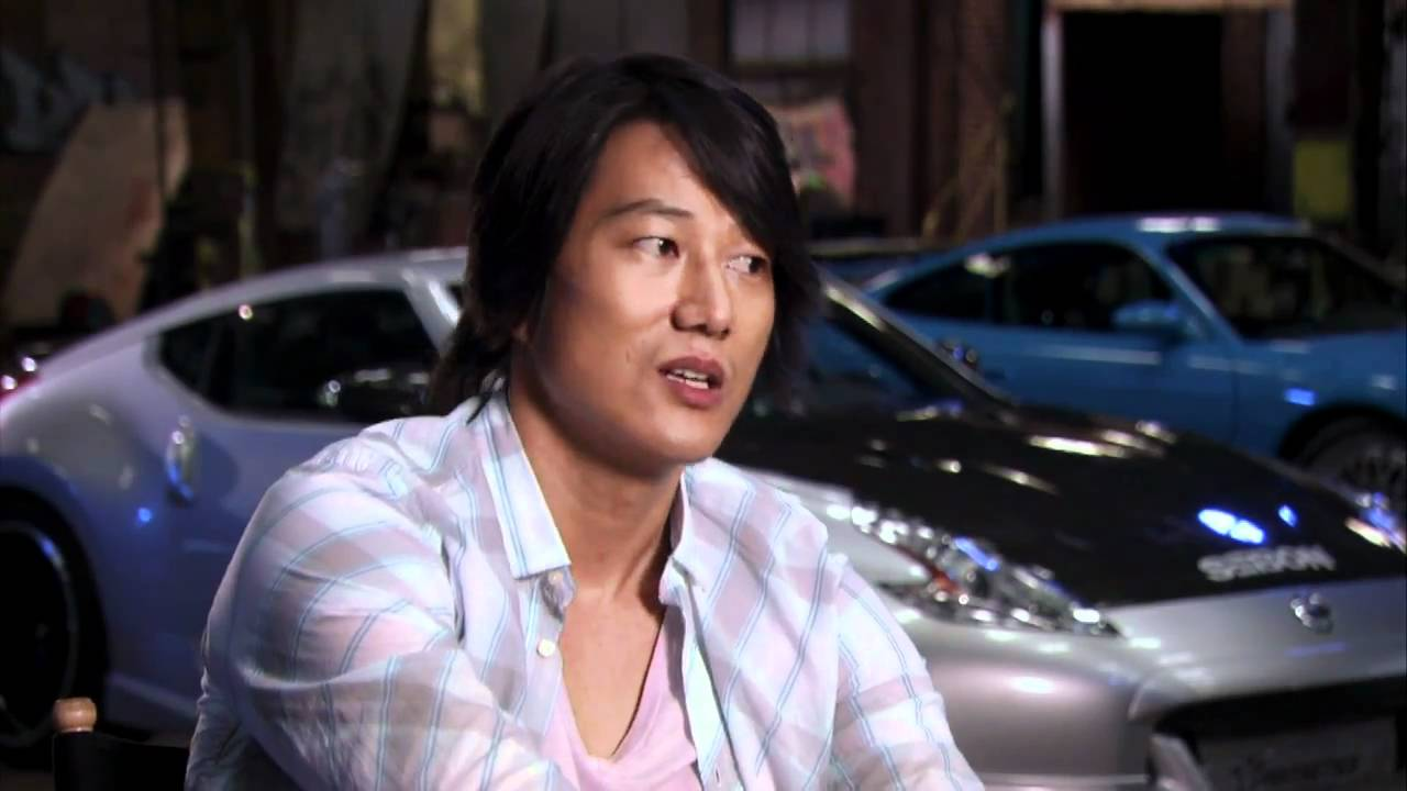 Fast Five (2011) Sung Kang Interview - YouTube
