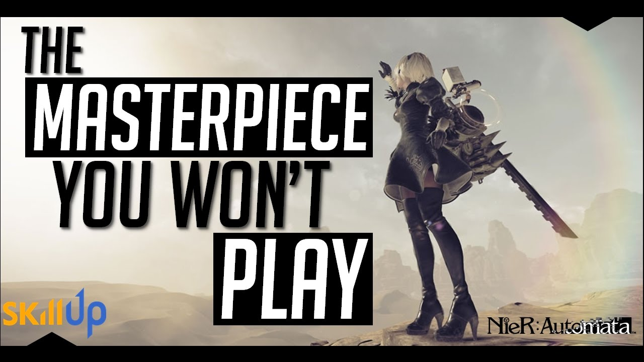 Download Nier: Automata Review | The Masterpiece You (Probably) Won't Play