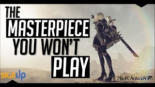 Nier Automata Review  The Masterpiece You Probably Wont Play Minor Visual Spoilers