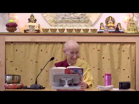 32 Samsara, Nirvana, and Buddha Nature: Counterforces to the Afflictions 08-13-21