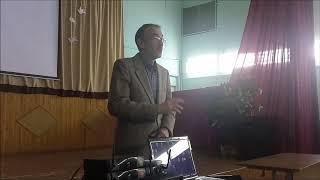 Выступления О.В. Пополитовой и В.В. Юдина о назначении библиотеки и школы