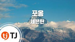 Download [TJ노래방] 포옹 - 세븐틴(Seventeen) / TJ Karaoke Mp3