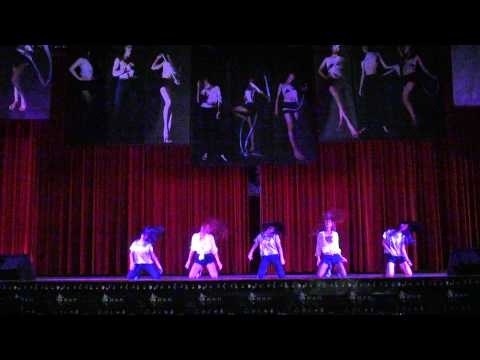 0727大甲高中13th熱舞社第六屆獨立舞展《舞期徒刑》- N.A.D14th肢體(一)