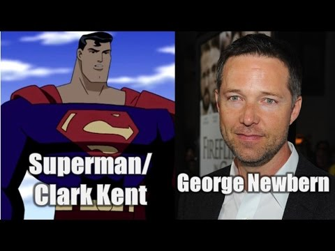 Characters and Voice Actors - Justice League Unlimited