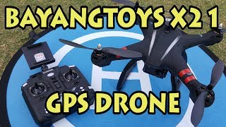 Taking a look at this cheap GPS drone with 1080p video recording. W...