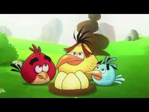Angry Birds Rap song Reversed