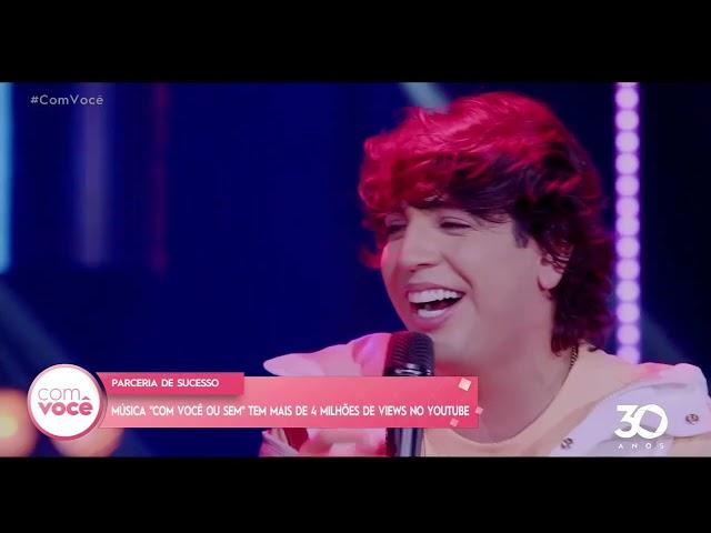 """Nattan lança EP """"Diferente dos Diferentes"""" com três hits inéditos  - Com Você"""