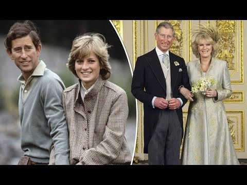 Princess Diana vs Camilla in pictures: Prince Charles' wives over the years