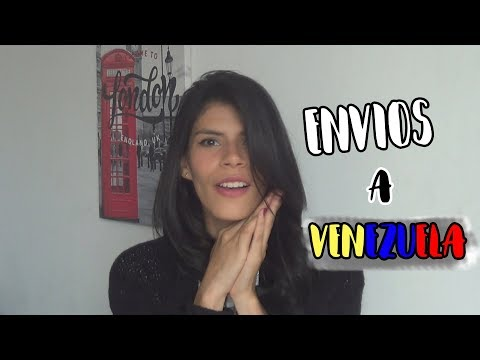 ¿COMO HACER ENVIOS DE PERÚ A VENEZUELA?   @Monicasymonee