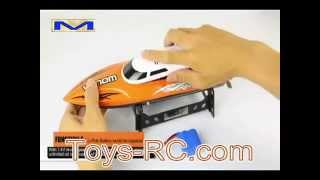 Udirc UDI001 Tempo Power Venom RC 2.4G High Speed Racing Boat