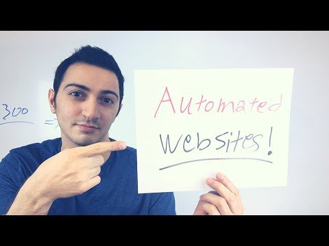 How to Make $20,000/mo Affiliate Marketing With AUTOMATED & DONE FOR YOU websites!