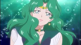 Sailor Moon Crystal - Uranus & Neptun - Verwandlung & Ansage - Deutsch/German